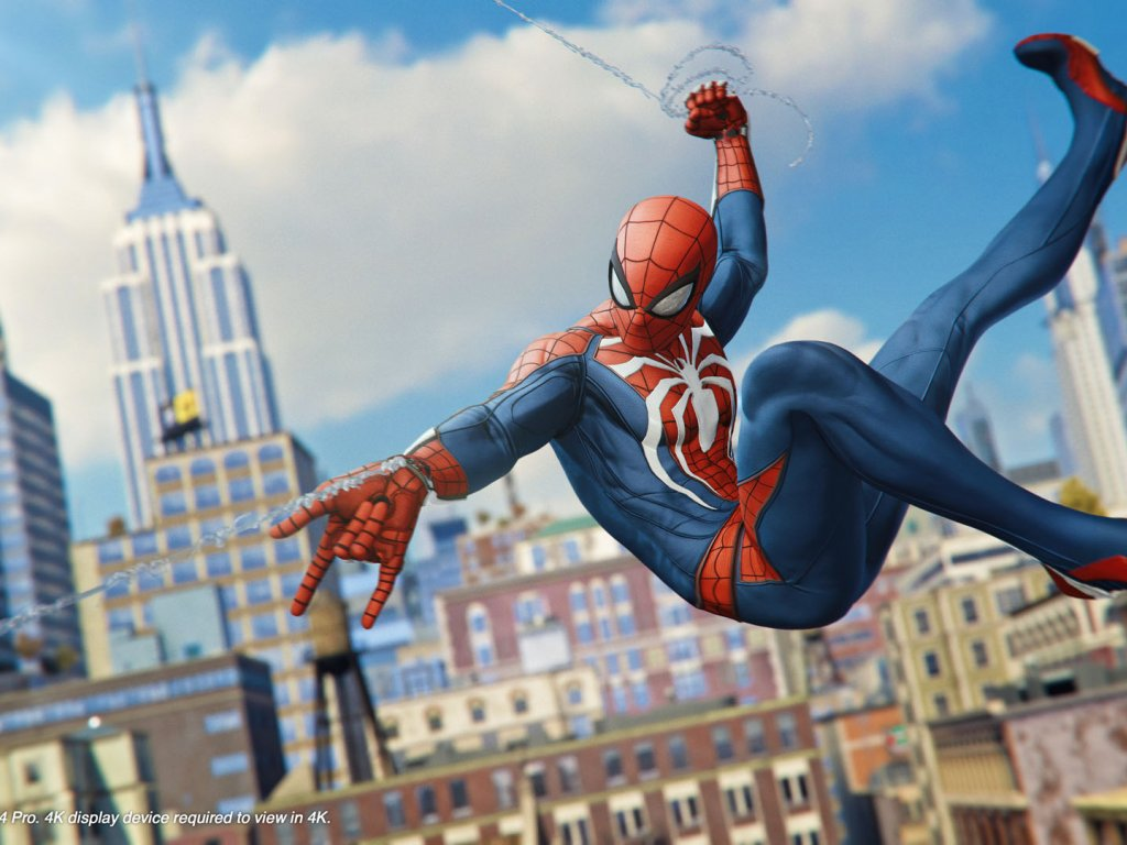 Marvel's Spider-Man: Remastered on PS5 will be shown prior to release