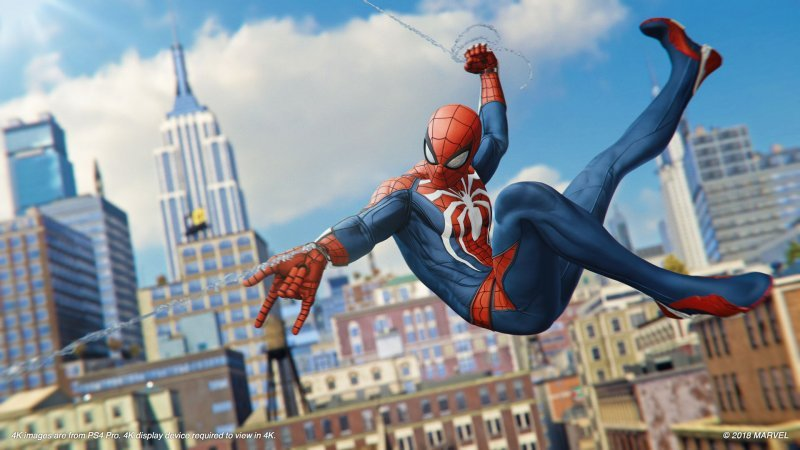 Spider Man Ps4 Preview Swing Day 1532954579