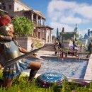 Assassin's Creed Odyssey, ecco come appare con il ray tracing applicato