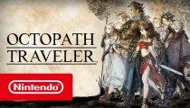 Octopath Traveler - Il trailer con le citazioni della stampa italiana