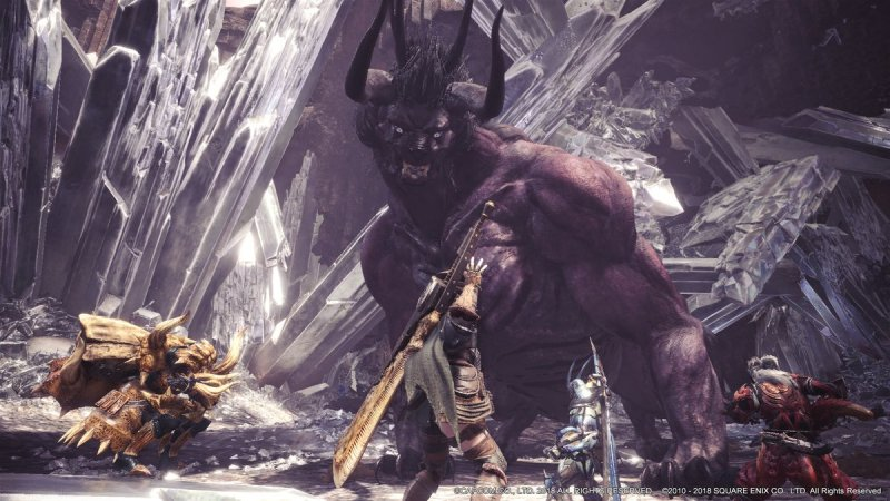 Mhw behemoth