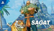 Street Fighter V: Arcade Edition – Sagat Gameplay Trailer