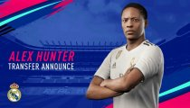 FIFA 19 - Trailer di Alex Hunter al Real Madrid