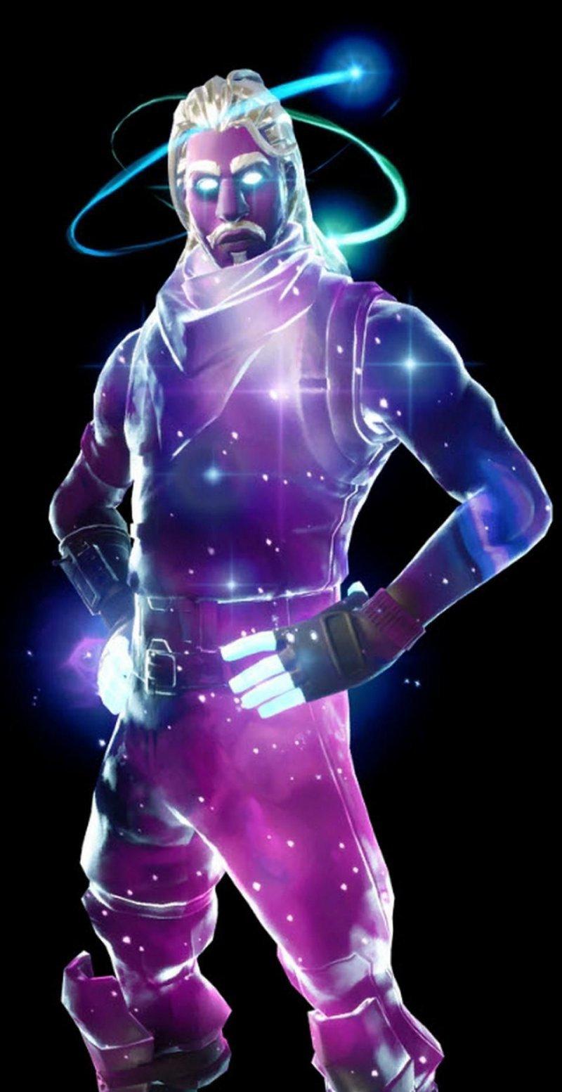Fortnite Galaxy Skin 1