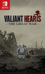 Valiant Hearts: The Great War per Nintendo Switch
