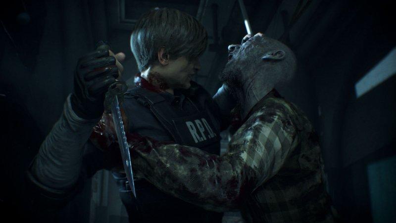 Resident Evil 2 9
