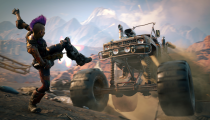 Rage 2: video anteprima del QuakeCon 2018