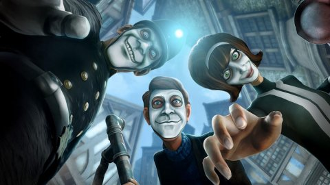 Compulsion Games, a funny teaser for the new game from the We Happy Few team