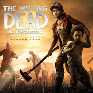 The Walking Dead: The Final Season - Episode 1: Done Running per PlayStation 4