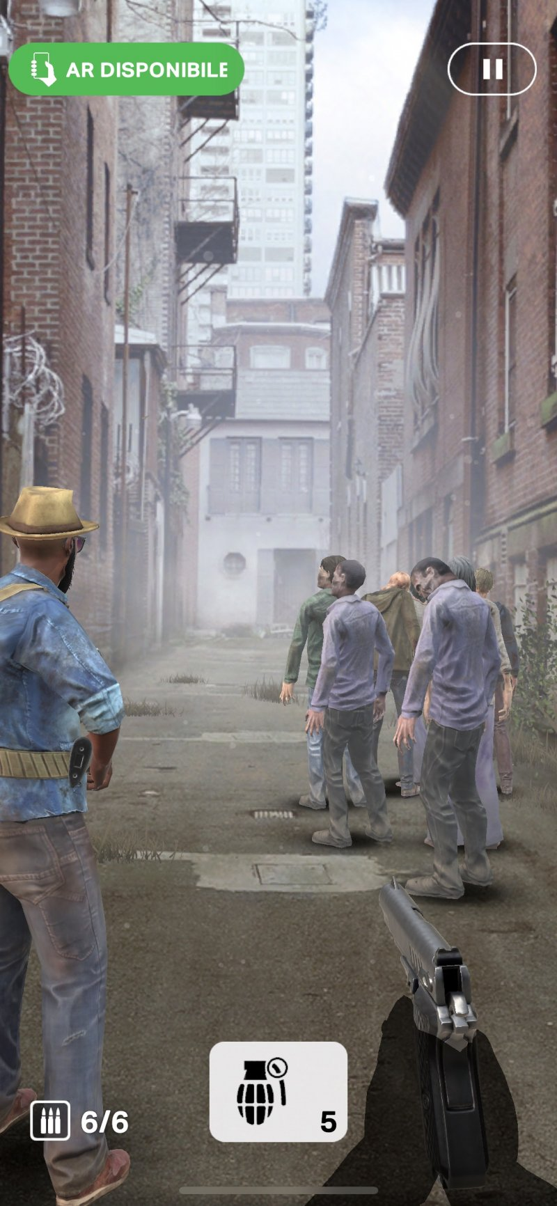 The Walking Dead Our World 1