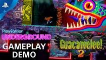 Guacamelee! 2 - 22 minuti di gameplay