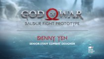 God of War - Prototipo del primo boss fight