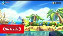 Monster Boy And The Cursed Kingdom - Il trailer di Switch