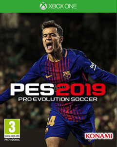 Pro Evolution Soccer 2019 (PES 2019) per Xbox One