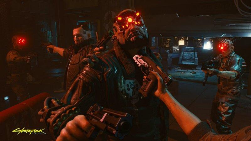 Cyberpunk 2077 Gamescom 2018 00003