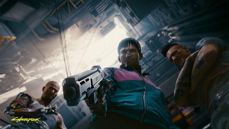 Cyberpunk 2077 Gamescom 2018 00004