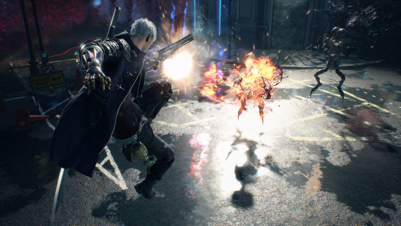 Devil May Cry 5, Capcom modifica la timeline della serie