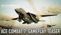Ace Combat 7: Skies Unknown - Gameplay teaser trailer Gamescom 2018
