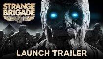 Strange Brigade - Trailer di lancio