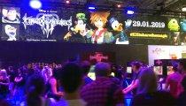 Gamescom 2018: Giro Stand Square Enix