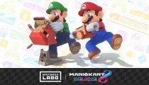 Mario Kart 8 Deluxe - Trailer della compatibilità con Nintendo Labo - Kit Veicoli