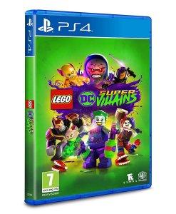 LEGO DC Super-Villains per PlayStation 4