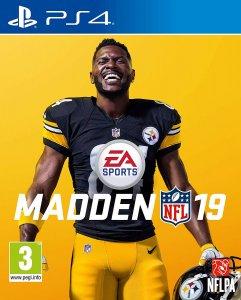 Madden NFL 19 per PlayStation 4