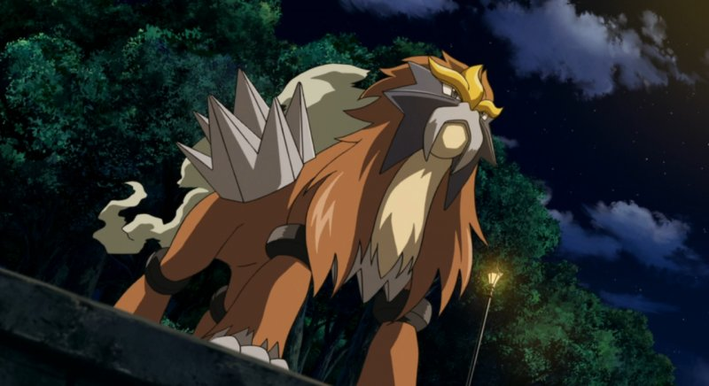 Pokemon Go Entei 1