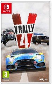 V-Rally 4 per Nintendo Switch