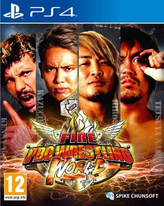 Fire Pro Wrestling World per PlayStation 4