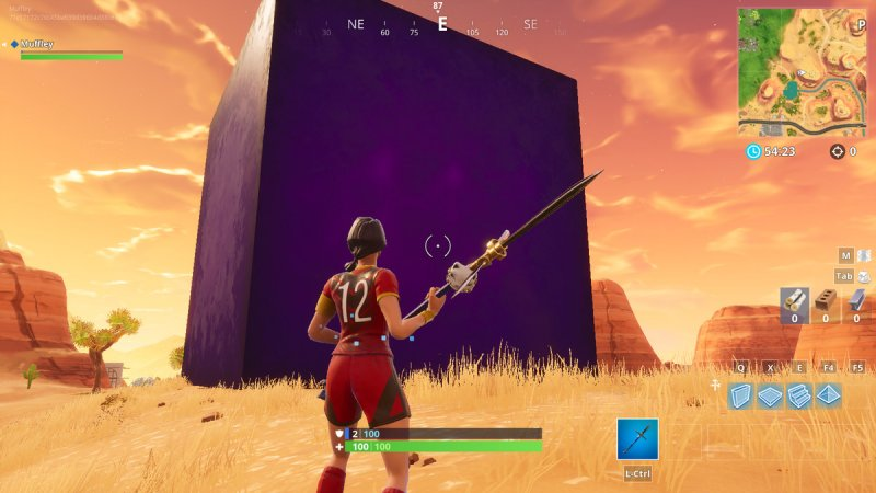 Fortnite Cubo Misterioso 1