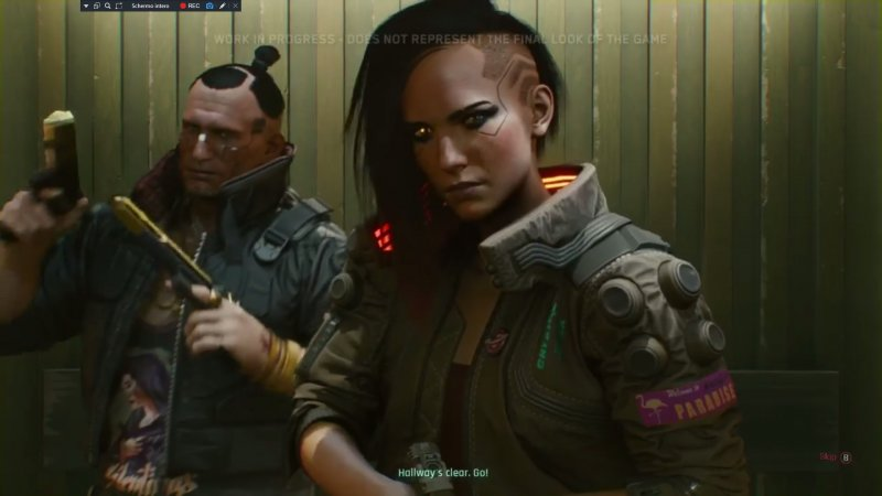 Cyberpunk 2077 Porn 02