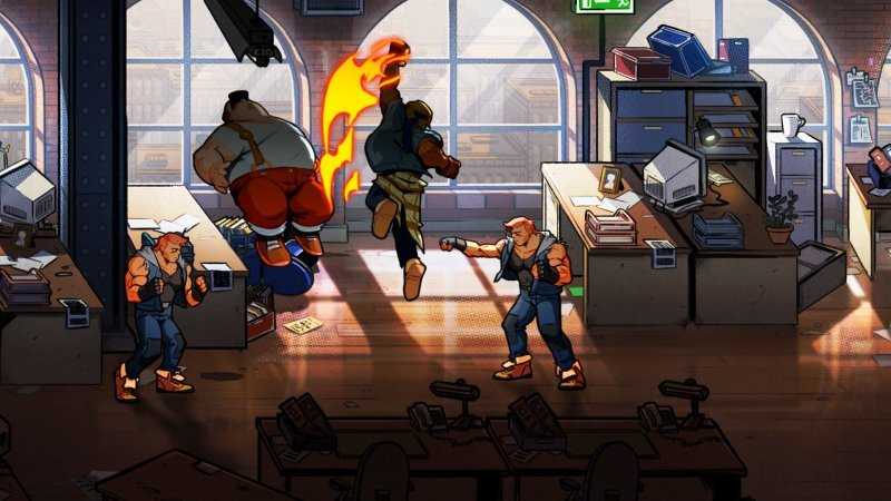 Streets Of Rage 4 6