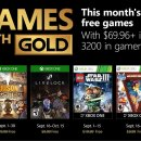 Games with Gold, annunciati i titoli gratuiti di settembre 2018