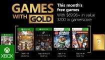 Games with Gold - Trailer dei titoli di settembre 2018