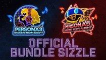 Persona 3: Dancing in Moonlight/Persona 5: Dancing in Starlight - Trailer Bundle Sizzle