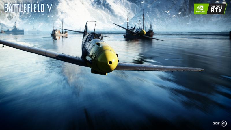 Battlefield V Nvidia Rtx Ray Tracing Screenshot 004
