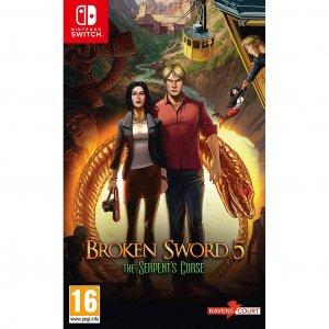 Broken Sword 5: La Maledizione del Serpente per Nintendo Switch
