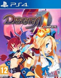 Disgaea 1 Complete per PlayStation 4