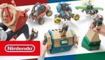 Nintendo Labo: Kit Veicoli - Trailer delle caratteristiche