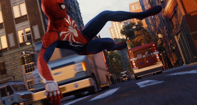 Marvel's Spider-Man, un artwork mostra il sequel ideale