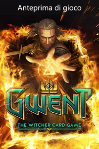 Gwent: The Witcher Card Game per Xbox One