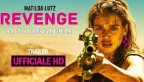 Revenge - Trailer Ufficiale Italiano