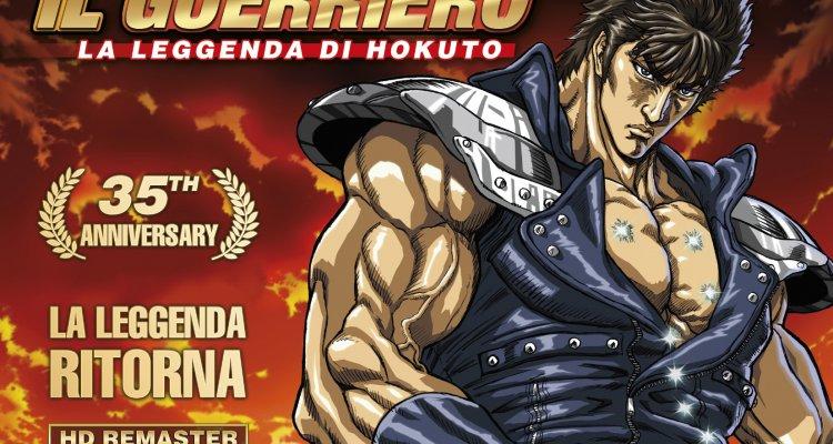 Ken il guerriero u2013 la leggenda di hokuto torna al cinema