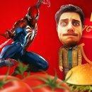 Marvel's Spider-Man va a pranzo con Vincenzo Lettera alle 13:45