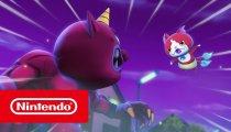Yo-Kai Watch Blasters: Cricca dei gatti rossi e Banda dei cani pallidi - Trailer di lancio