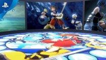 Kingdom Hearts: VR Experience - Trailer di presentazione