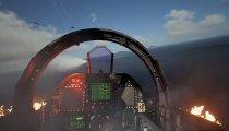 Ace Combat 7: Skies Unknown - Trailer della modalità VR
