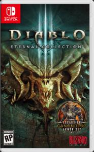 Diablo III: Eternal Collection per Nintendo Switch