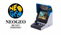 Neo Geo Mini - Trailer della versione internazionale